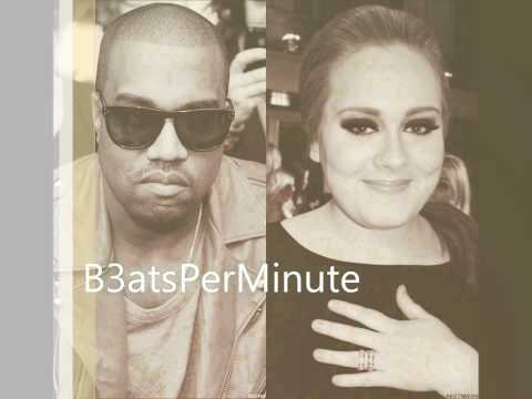 One And Only- Adele Ft Kanye West (remix)