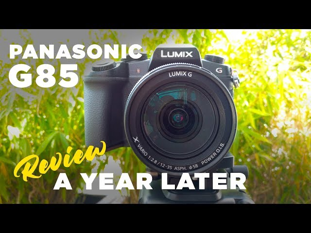 Panasonic G85/G80 after a year filming | Review of the semi-pro allrounder