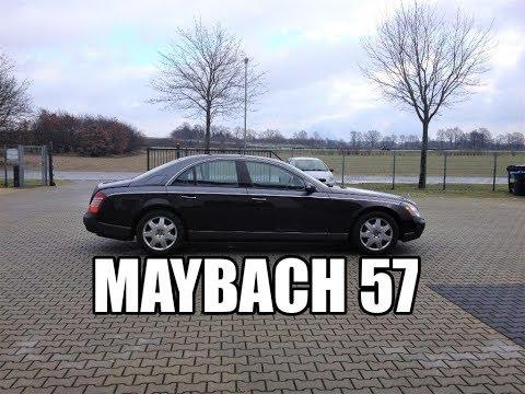 Maybach 57  it is so quiet! Review & Testdrive JMSpeedshop !
