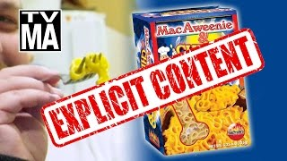 BoxMac 83: MacAweenie and Whole Brown Rice Pasta Side (Explicit)