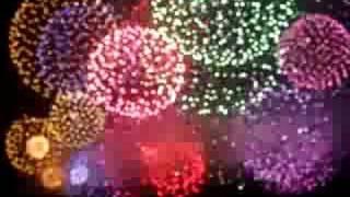 長岡花火2008 超大型ワイドスターマイン