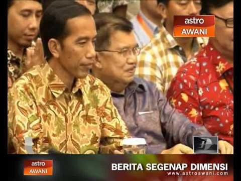 Regu Jokowi-JK Sah Menang PILPRES 2014