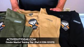 Condor Maxfort Training Top Review