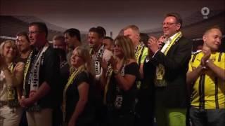 Helene Fischer - Interview zum Pfeifkonzert (DFB-Pokal Finale 2017 in Berlin)