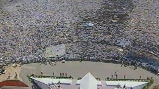 Jan Paweł II 1999r Sandomierz   homilia BŁOGOSŁAWIENI CZYSTEGO SERCA 12 06