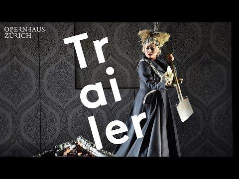 Die Zauberflöte - Trailer - Opernhaus Zürich