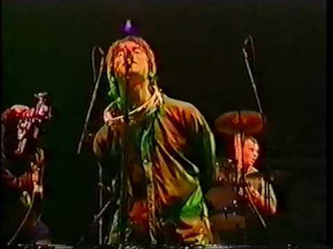 Oasis :: Glastonbury 1995