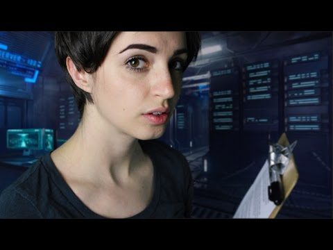 [ASMR] Interstellar: Welcome Home (Sci-Fi Roleplay)