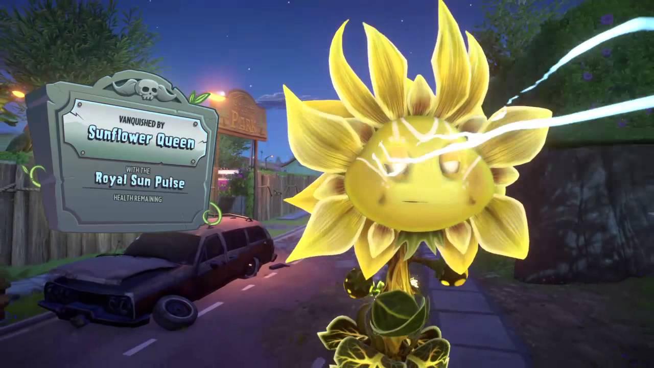Plants Vs Zombies Garden Warfare 2 Hero Showcase Tennis Star And Petrified Cactus You