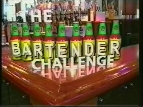 Chicago Rock Cafe Bartender Challenge 2001