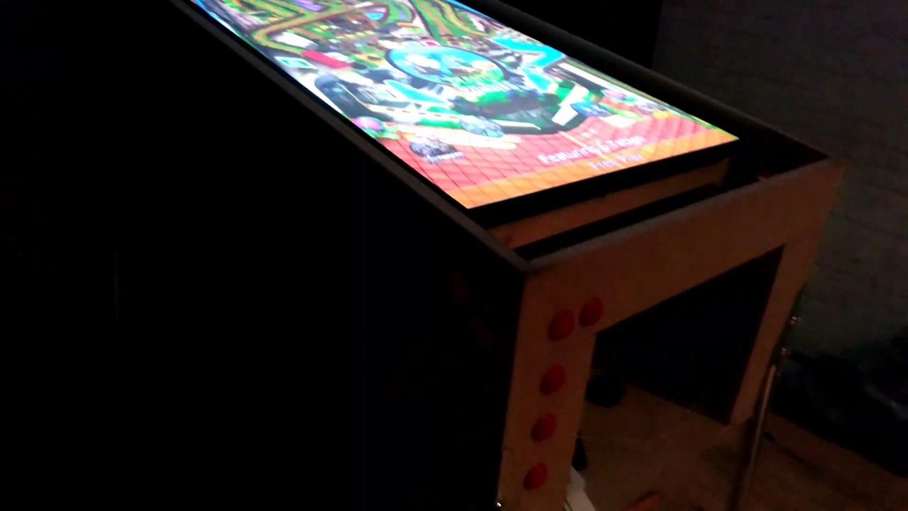 Virtual Pinball Machine Build Log - Build Logs - Linus Tech Tips