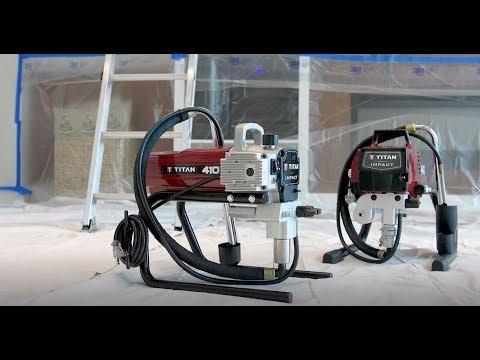Titan Impact 410 Electric Airless Sprayer