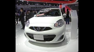 New 2018 Nissan March 1500cc