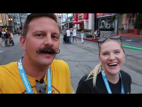 Super Fun Universal Orlando Annual Passholder Night & A Little HHN27 Update!