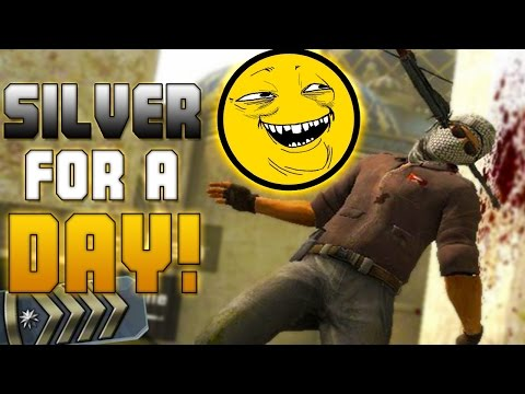 CS:GO - Silver For A Day