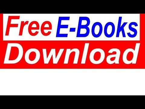 Free Engineering E-Books | Free Computer E-Books | Free I.T. E-Books