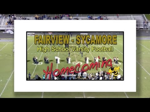 2017 9 29 SPORT FVHS Homecoming Ceremony