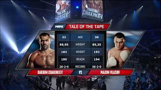 Rakhim Chakhkiev vs Maksim Vlasov HD