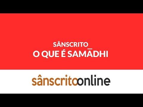 SÂNSCRITO - O que é Samadhi? O objetivo maior do Yoga