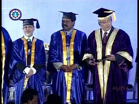 First Convocation of Indian Maritime University - 22nd Feb 2014 (Part II)