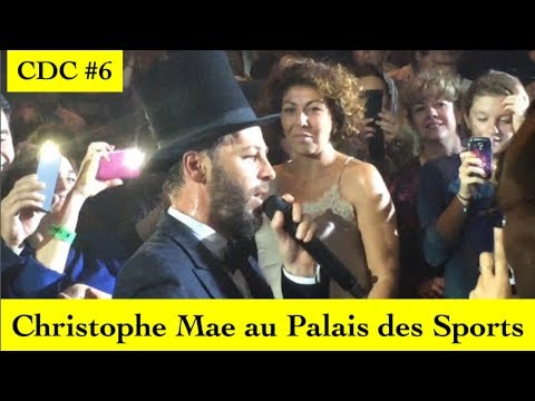 COUP DE COEUR #6 Christophe Mae enflamme le Palais des sports