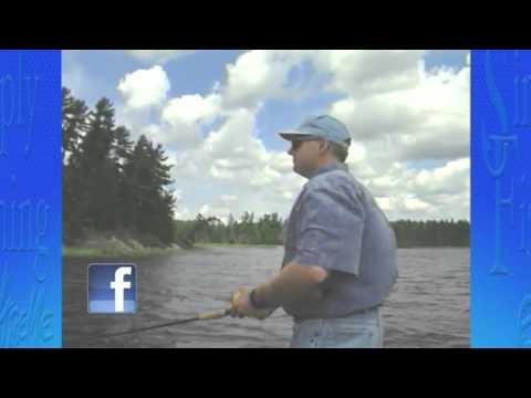 Simply Fishing 1104 Muskie