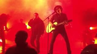 Human Drama y Salvador Moreno - Who by fire ( Circo Volador 31-10-15)