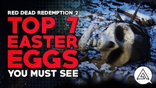 Red Dead Redemption 2 | Top 7 Easter Eggs You Must See