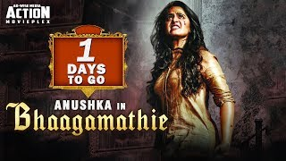 BHAAGAMATHIE - Full Movie Releasing Tomorrow @ 9 PM | Anushka Shetty | New Hindi Dubbed Movie