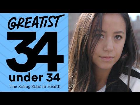 Greatist's 34 Under 34: Sarah Larson Levey