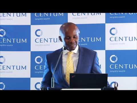 Centum Investment Company Plc HY2019 Stream