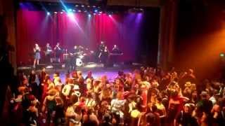 "Warren Earl Band - ""I Hear You Talkin"" at Brisbane Gangster Ball Tivoli Theatre Sep"