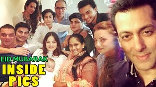 (INSIDE PICS) Salman Khan Grand EID Celebration With Family & Friends