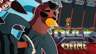 DUCK RUN DEATH RUN! (DUCK GAME)