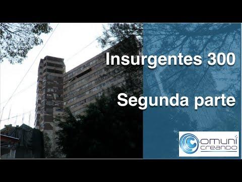 Insurgentes 300 Segunda parte