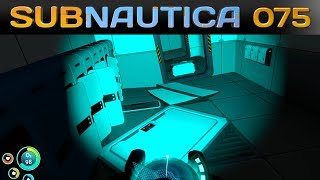 🌊 SUBNAUTICA [075] [Das unbekannte Wrack] Let's Play Gameplay Deutsch German thumbnail