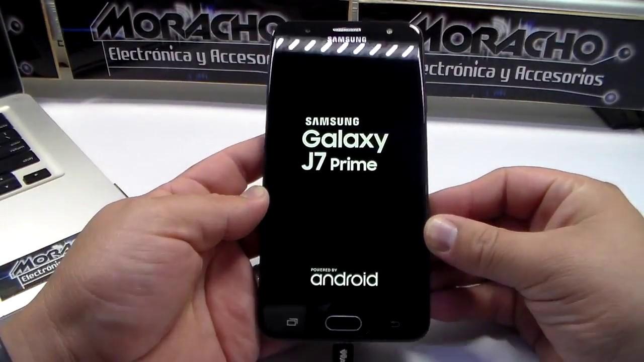 940443381 J7 Prime Se Queda En El Logo Y No lo Puedo Apagar - YouTube