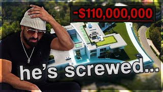 Delusional Man Is $100M IN DEBT And Begging For Money...