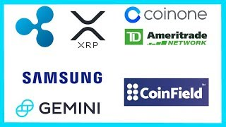 Ripple Coinone - TD Ameritrade XRP - Samsung Crypto Wallet App - Gemini Crypto App - CFTC Ethereum