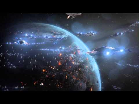 Mass Effect 3 Sword fleet arrive 1080p