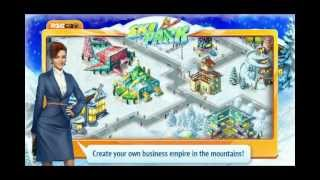 Ski Park: Create The Best Mountain Resort (iPhone and iPad Game)