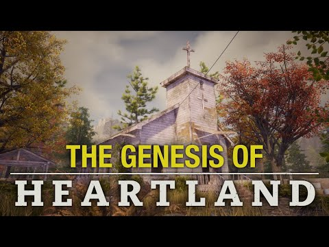 The Genesis Of Heartland With Artist Luis Yépez