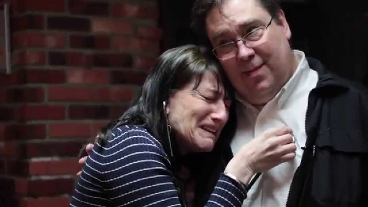 heart donor s mom meets the man with her son s heart youtube