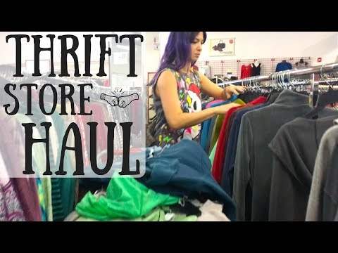Crazy Thrift Haul - Patagonia, The North Face, Lululemon, Vintage Tommy Hilfiger! - Ralli Roots
