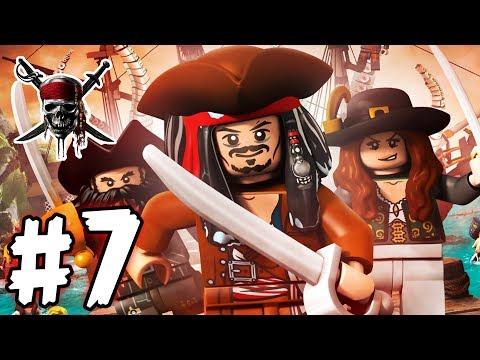 LEGO Pirates of the Caribbean - Episode 07 - Destiny (HD Gameplay Walkthrough)