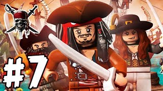 LEGO Pirates of the Caribbean - Episode 07 - Destiny (HD Gameplay Walkthrough)