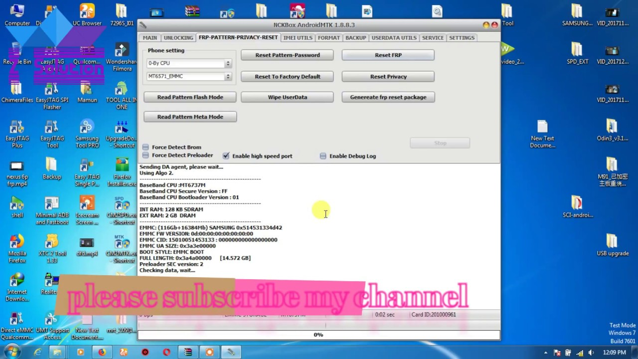 Tecno I3 Boot Key