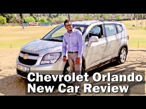 Chevrolet Orlando - Can It Match The Madza5 Or Renault Scenic?   Surf4cars