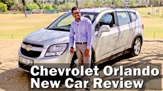 Chevrolet Orlando - Can It Match The Madza5 Or Renault Scenic? | Surf4cars