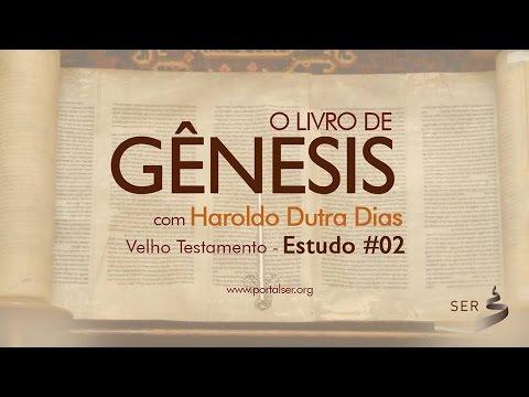 #002 - Velho Testamento: Livro Gênesis